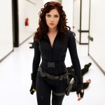 Scarlett Johansson som Black Widow